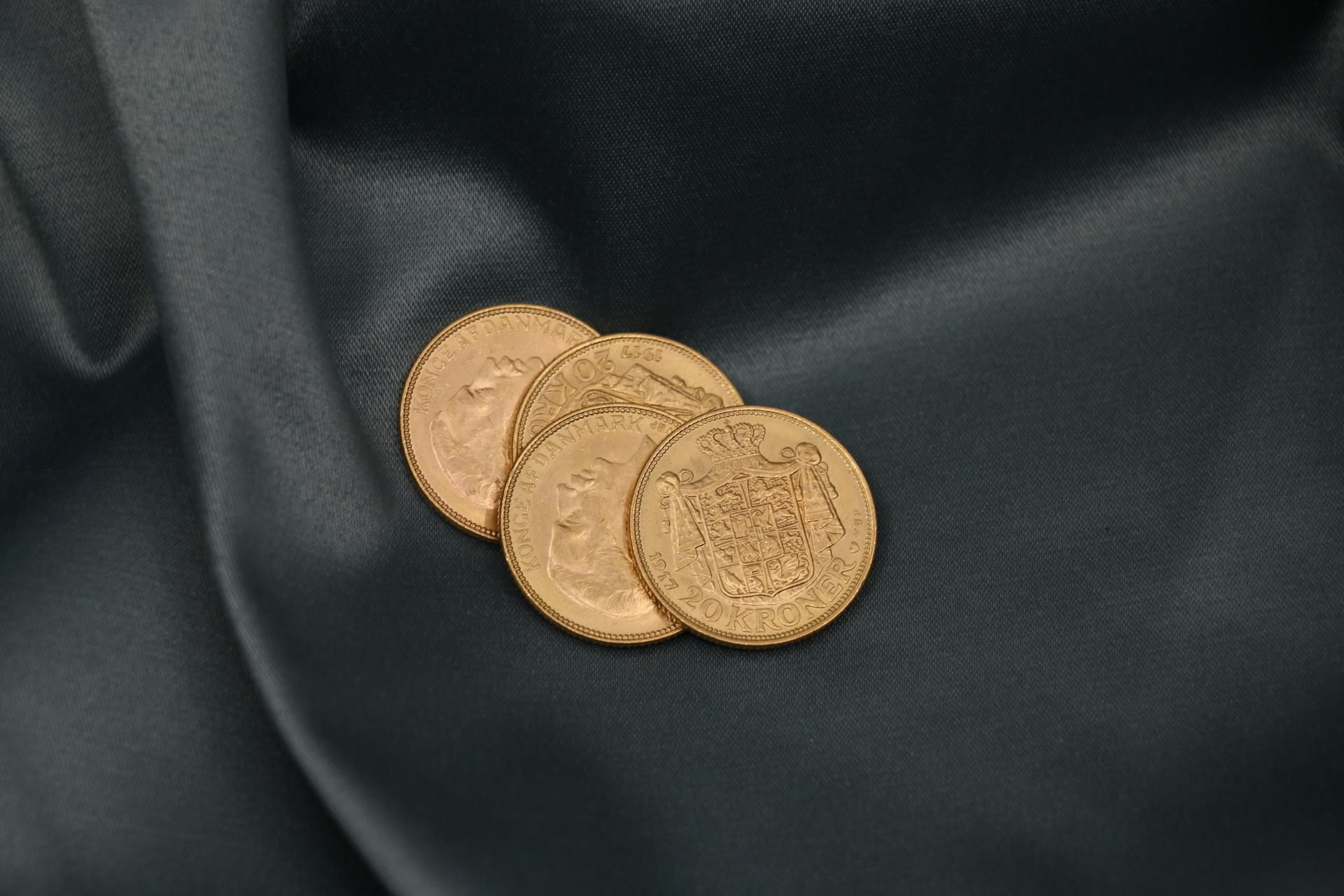 guldmønter 2